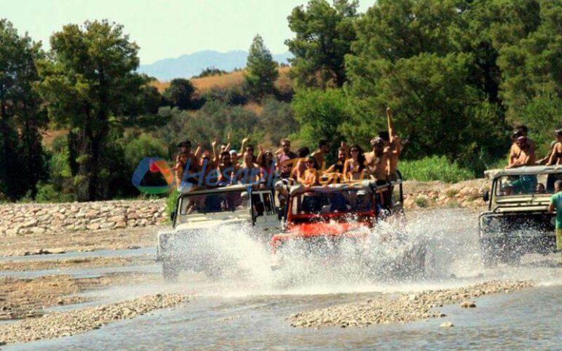 Jeep Safari from Fethiye