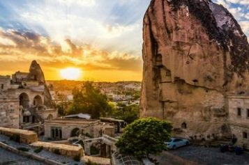Cappadocia 1 Day By Flight from Ist