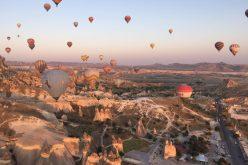 Cappadocia Deluxe Hot Air Balloon