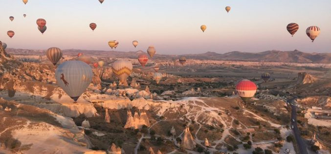 Cappadocia Deluxe Hot Air Balloon