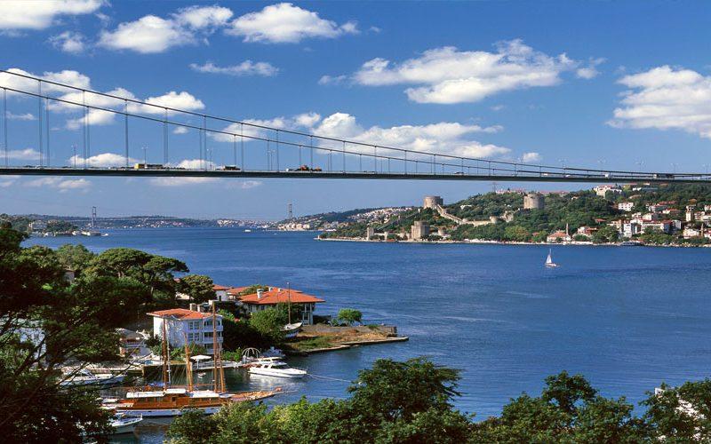 Istanbul Bosphorus Cruise Morning