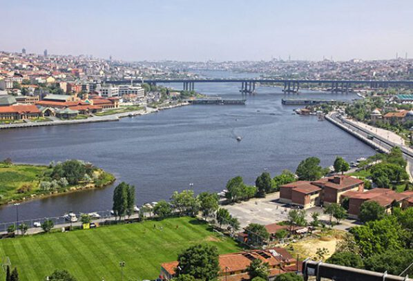 Golden Horn & Bosphorus
