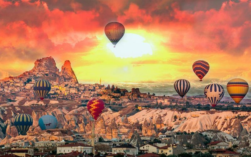 Private Cappadocia Red Tour