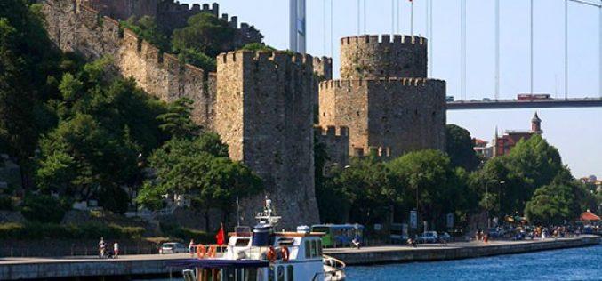 Istanbul: 1.5-Hour Bosphorus Boat Tour